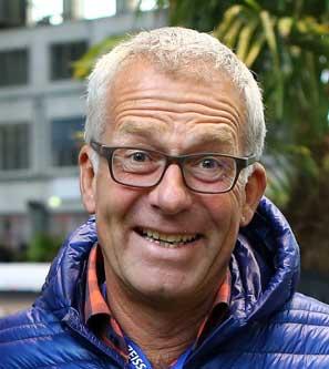 Formel1 Experte Christian Danner