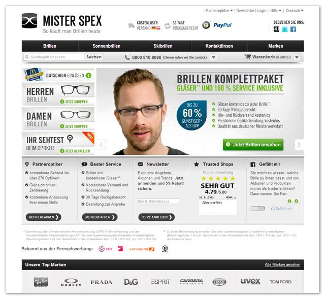 brille kaufen bei mister spex. Black Bedroom Furniture Sets. Home Design Ideas