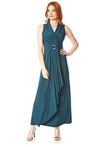 Roman Originals bodenlanges Sommerkleid
