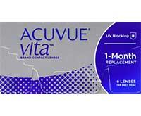 Acuvue Vita Monatskontaktlinsen 6 Stück