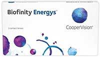 Biofinity Energys Monatslinsen 6 Stück