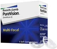 Gleitsicht-Monatslinsen 6 St Purevision Multifocal
