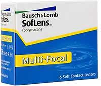 Gleitsicht-Monatslinsen 6 St. SofLens Multifocal