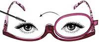 Milya Make-Up Schminkbrille (verschiedene Farben)