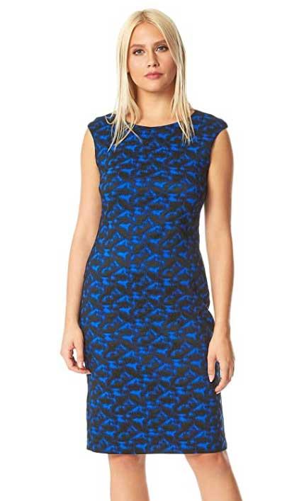 Blau-schwarzes Kleid, oder gold-weiß??? Anschaulich Erklärung