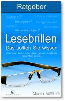 Ratgeber Lesebrillen (Cover)