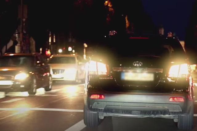 Autofahren bei Nacht - Probleme mit der Brille
