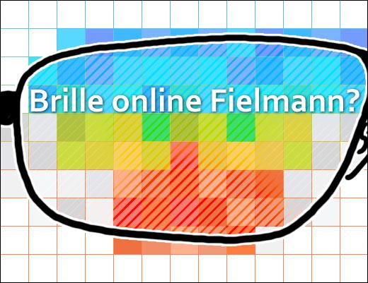 Brille Fielmann bald online???