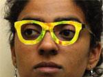 Bunte Brille zum Datenschutz