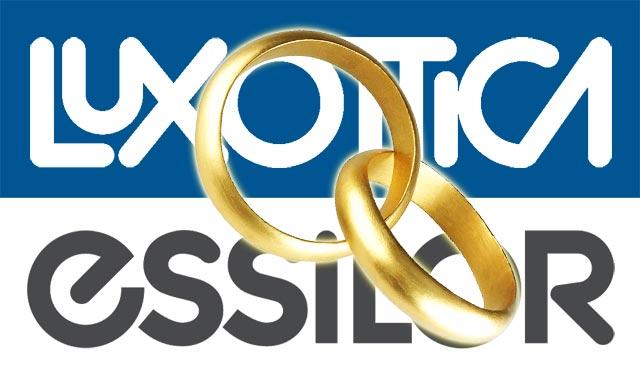 Luxottica und Essilor fusionieren