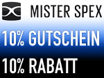 Gutschein Brille bei Mister Spex