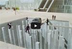 Optische Illusionen (Auto-Werbevideo)