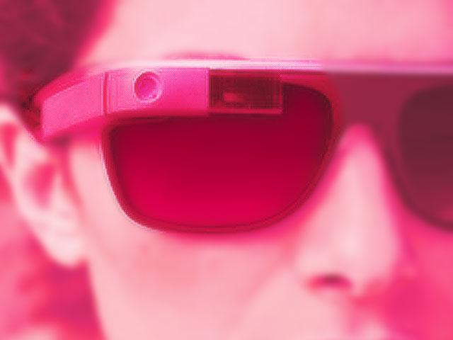 Rosarote Brille - und mehr über die Google Brille