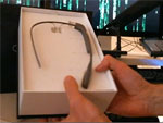 Unboxing Google Glass