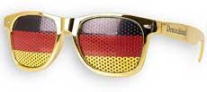 WM-Fanbrille Deutschland