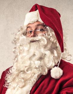 Der weihnachtsmann bekommt einen blowjob