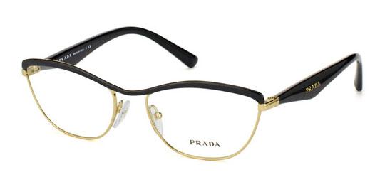 prada brillen klassisch modisch extravagant