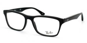 5b3f7123120 Große Ray Ban Brille