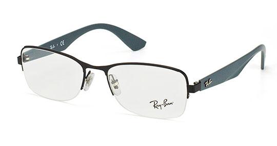 ray ban brille rx 6309 2822. Black Bedroom Furniture Sets. Home Design Ideas