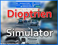 Dioptrien-Simulator