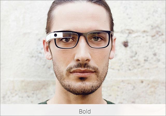Google Brille Modell