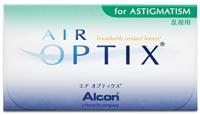 Air Optix for Astigmatism Monatslinsen