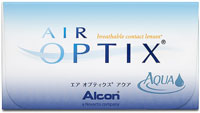 Air Optix Aqua Monatslinsen