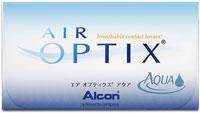 Air Optix Aqua Monatslinsen