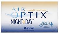 Air Optix Night and Day Monatslinsen
