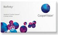 Biofinity Monatslinsen