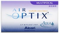Air Optix Multifocal  Monatslinsen