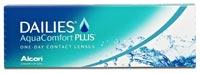 Dailies Aquacomfort Plus Tageslinsen
