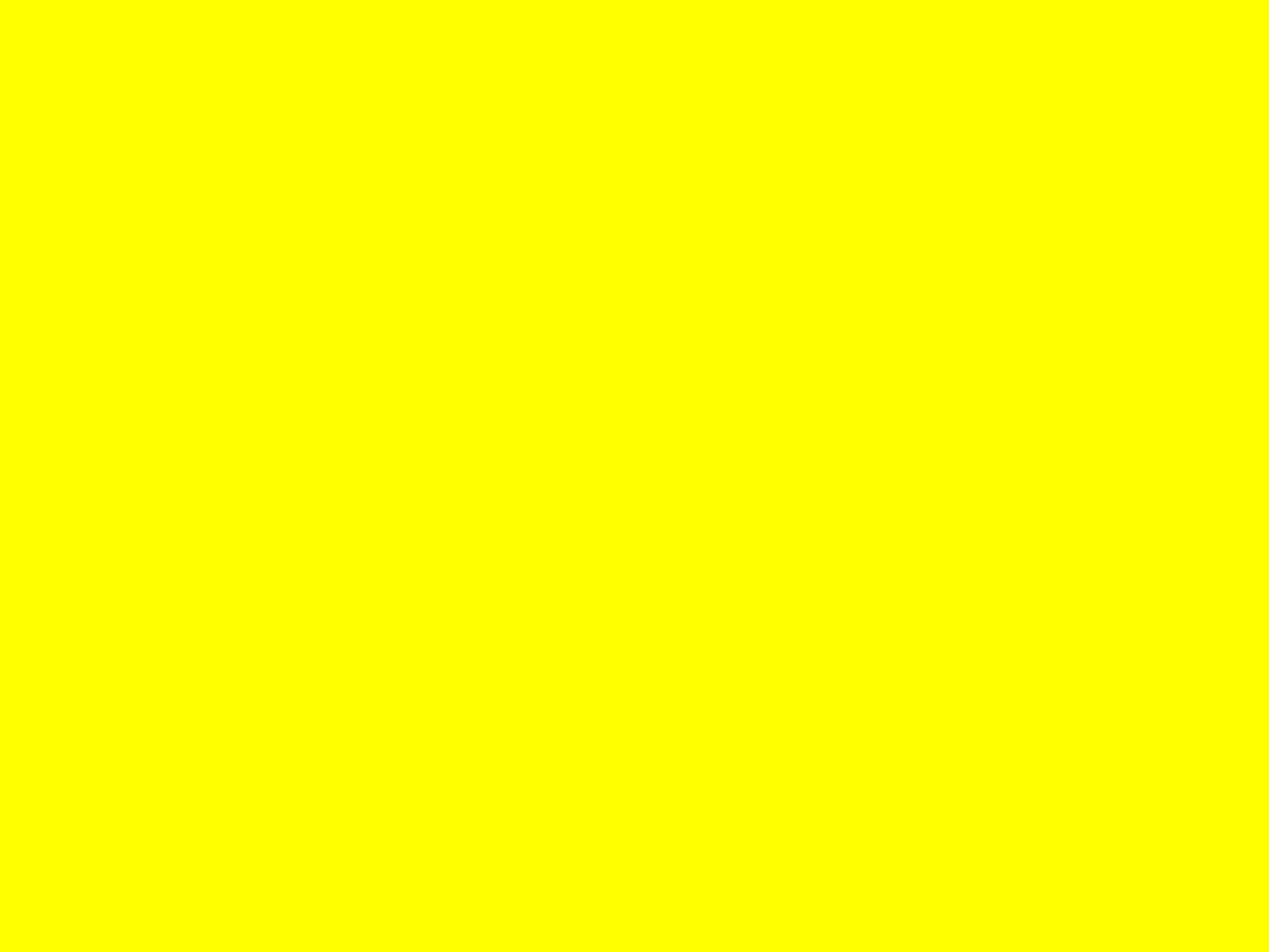 Gelbes Bild