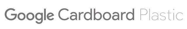 Google Cardboard Plastic Logo