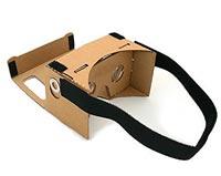 VR-Brille für Smartphone (nach Google Cardboard)