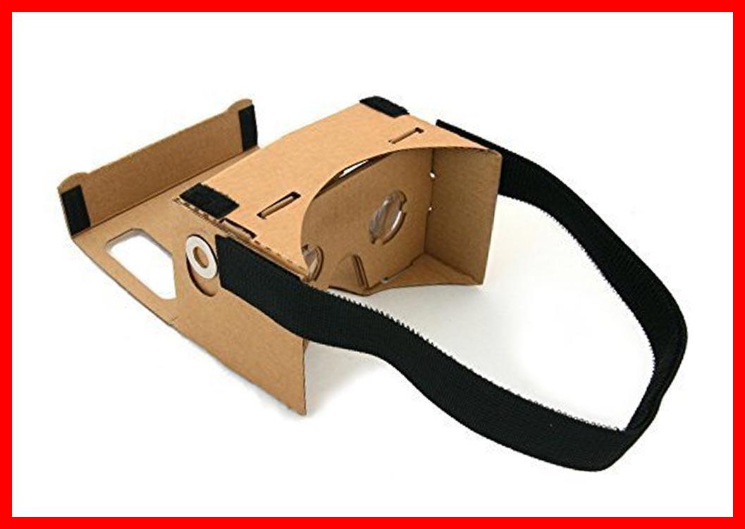 vr brille aus pappe f r smartphones cardboard. Black Bedroom Furniture Sets. Home Design Ideas